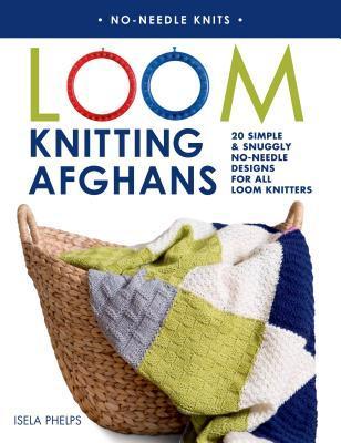 Loom Knitting Afghan...