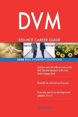 DVM RED-HOT Career G...