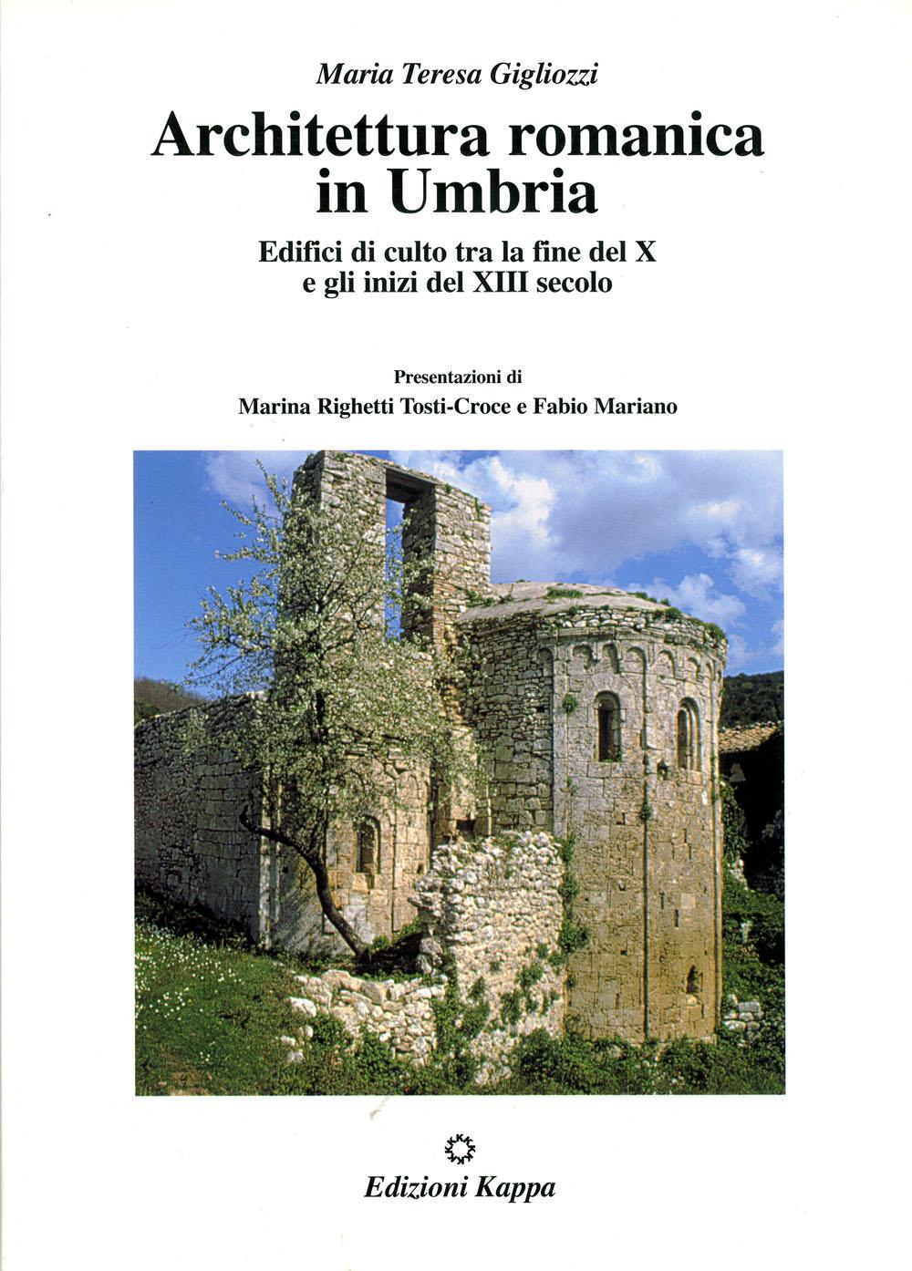 Architettura romanica in Umbria