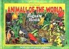 Animals of the World Jigsaw Book