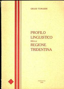 Profilo linguistico della regione tridentina