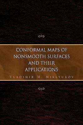 Conformal Maps of Nonsmooth Surfaces and Their Applications