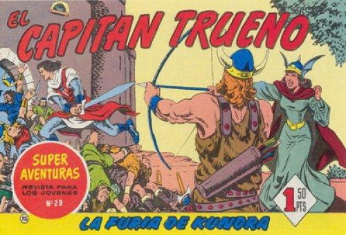 El Capitán Trueno #75