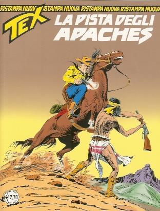 Tex Nuova Ristampa n. 227