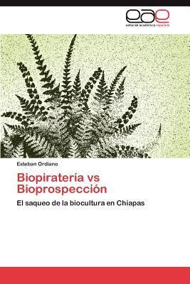 Biopiratería vs Bioprospección