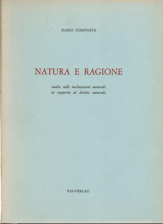 Natura e ragione