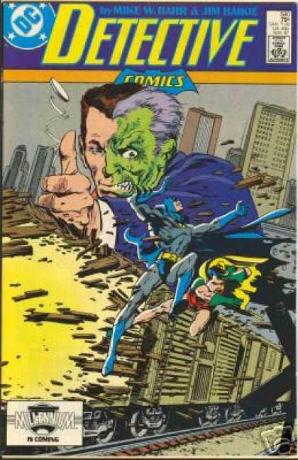 Detective Comics #580