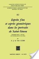 Esprits fins et esprits géométriques dans les portraits de Saint-Simon