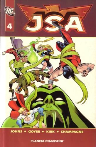 JSA Nº 04