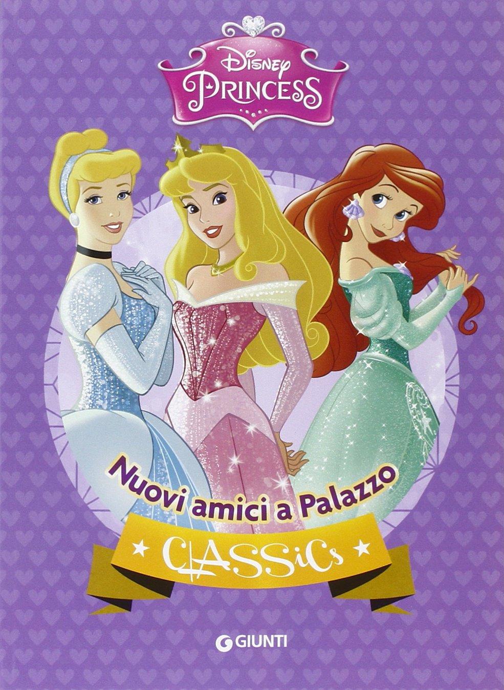 Princess, Nuovi amici al Palazzo