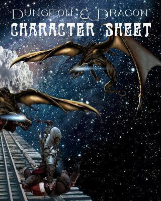 Dungeon & Dragon Character Sheets