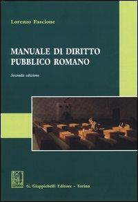 Manuale di diritto pubblico romano