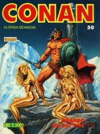 Conan la spada selva...