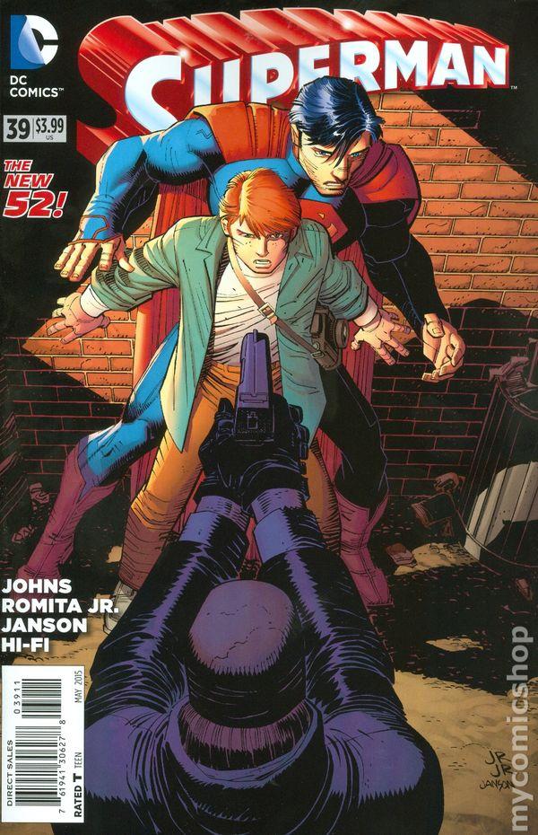 Superman Vol.3 #39