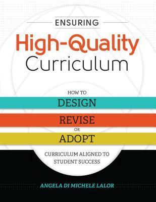 ENSURING HIGH-QUALITY CURRICUL