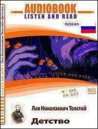 Detstvo. Ediz. russa. Audiolibro. CD Audio. Con CD-ROM