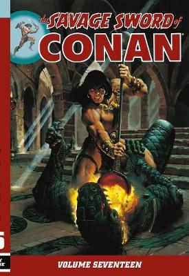 Savage Sword of Cona...