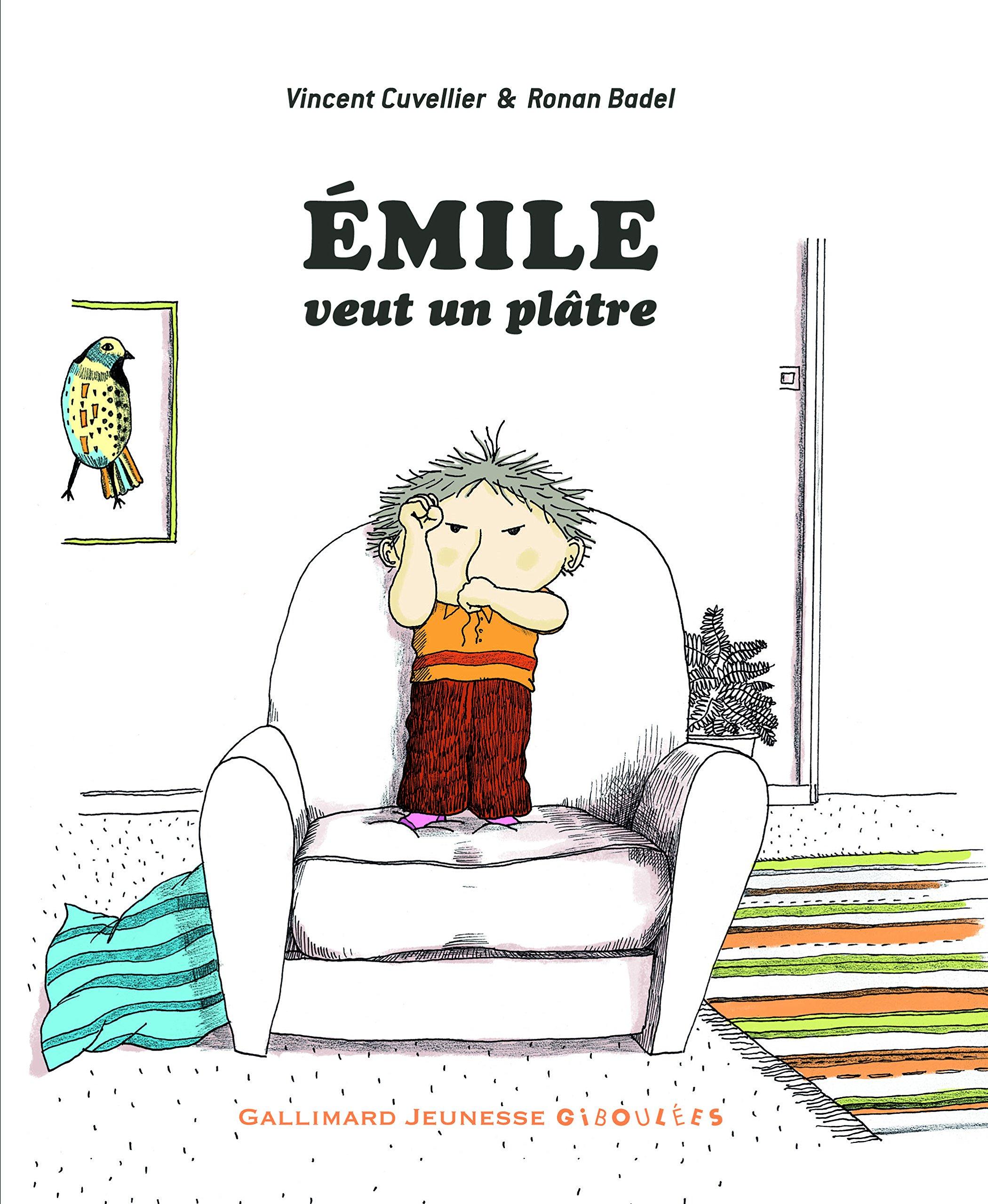 Émile veut un plât...