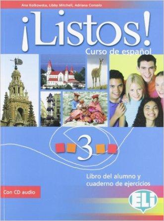¡Listos! Libro dello studente-Eserciziario. Con CD Audio. Per la Scuola media