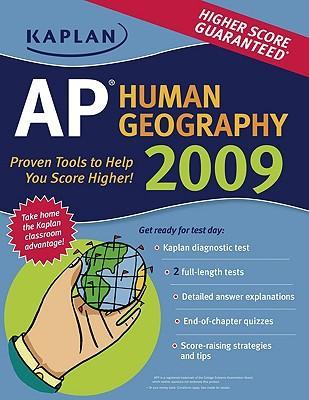 Kaplan AP Human Geography, 2009