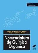Nomenclatura de Quimica Organica/ Nomenclature of Organic Chemistry