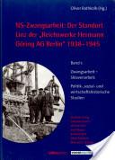 NS-Zwangsarbeit: Der Standort Linz der Reichswerke Hermann Göring AG Berlin, 1938 - 1945