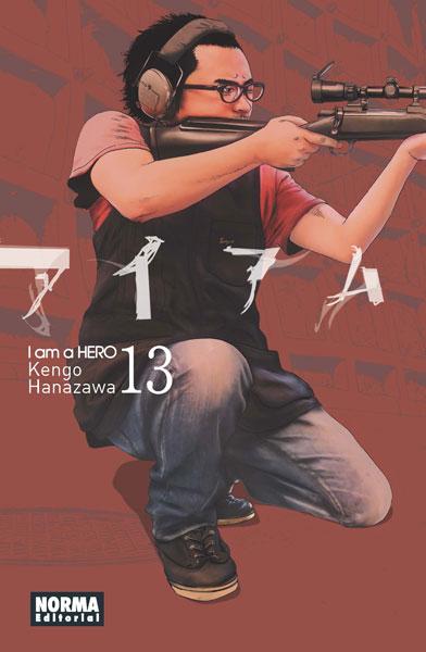 I am a Hero #13
