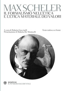 Il formalismo nell'etica e l'etica materiale dei valori