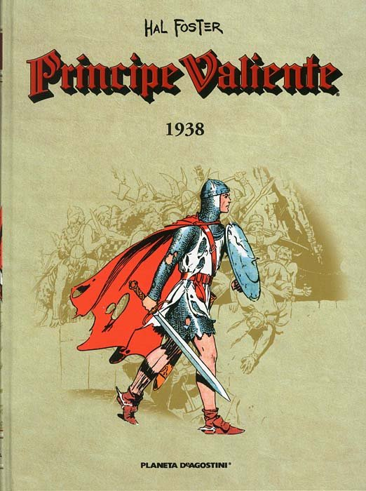 Príncipe Valiente #2