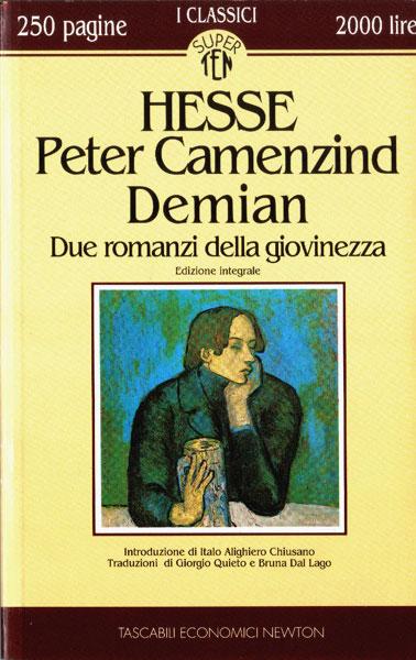Peter Camenzind - Demian