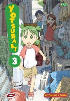 Yotsuba &! 3