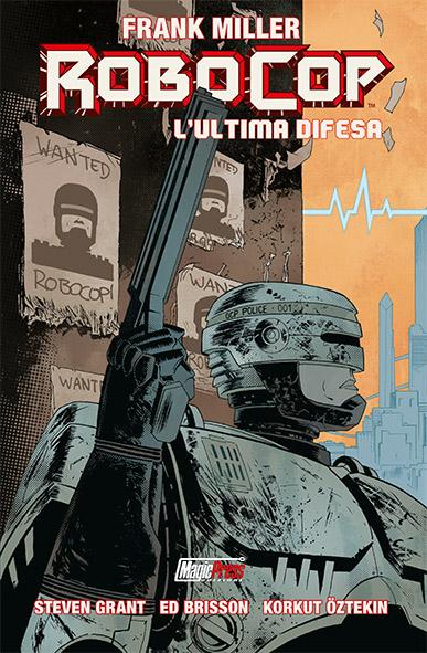 Frank Miller Robocop...