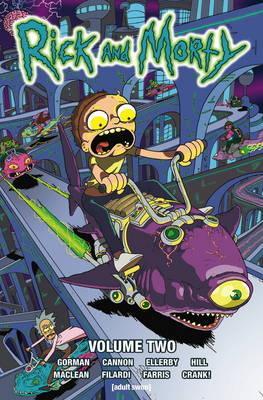 Rick and Morty Volum...