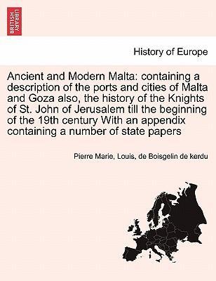 Ancient and Modern Malta
