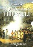 Mémoires du général baron Thiébault