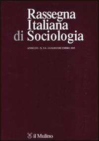 Rassegna italiana di sociologia (2015)