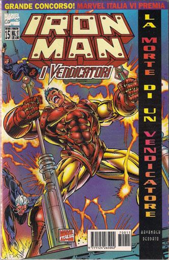 Iron Man e i Vendicatori n. 15