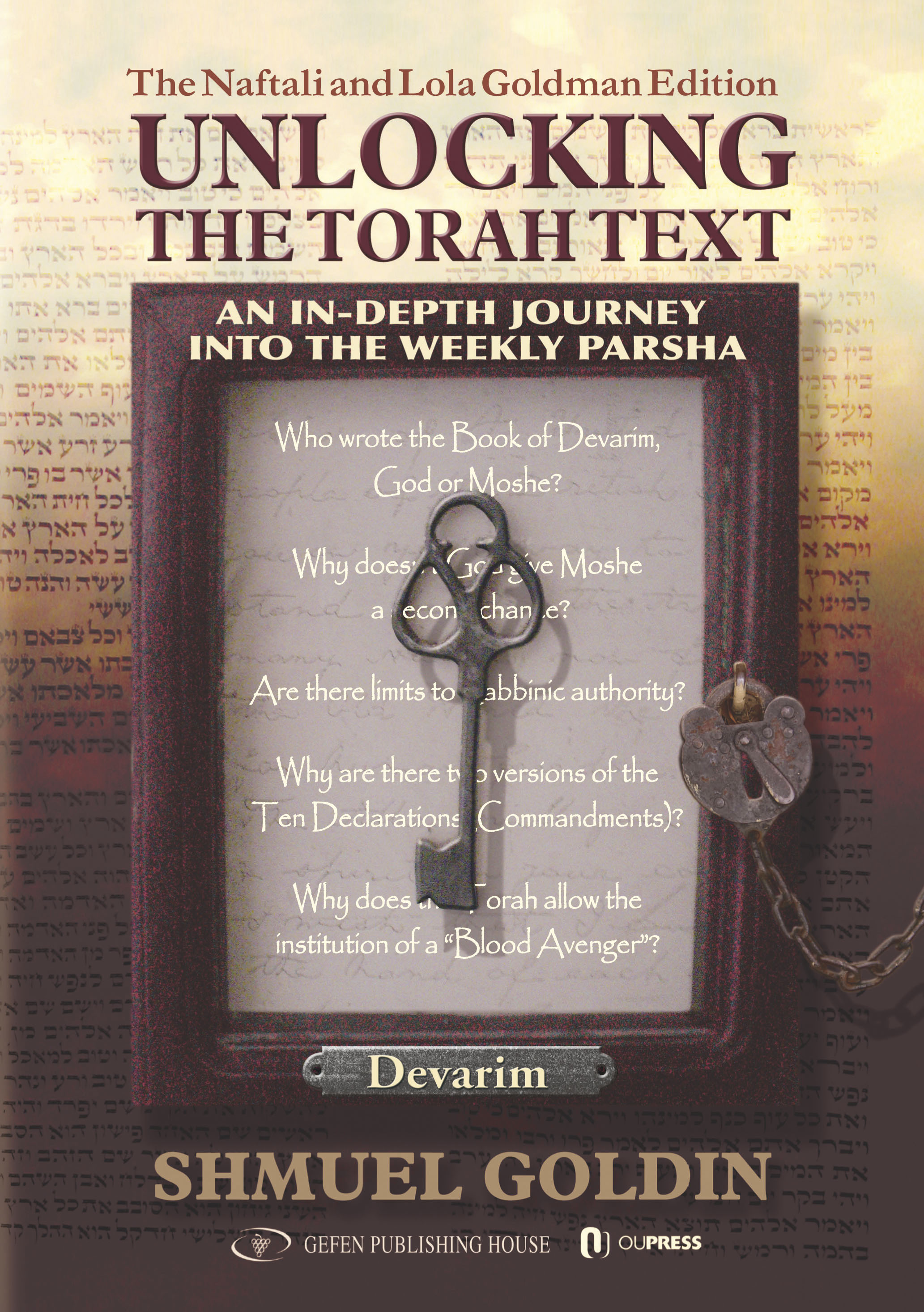 Unlocking the Torah ...