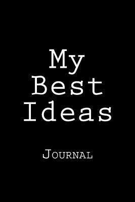 My Best Ideas Journa...