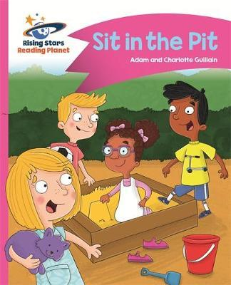 Reading Planet - Sit in the Pit - Pink A