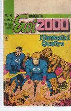 Raccolta Eroi 2000 n.6 - I Fantastici Quattro
