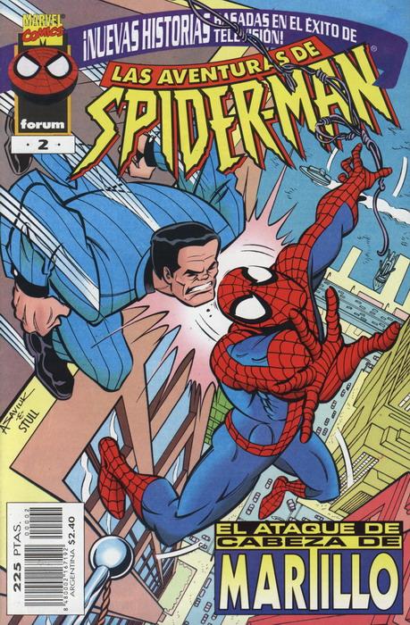 Las aventuras de Spider-Man Vol.1 #2 (de 12)