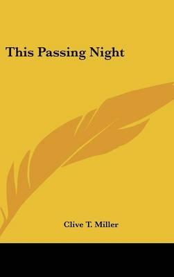 This Passing Night