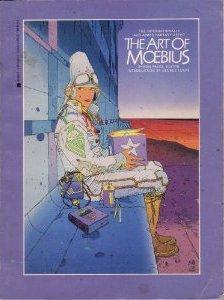 The art of Moebius