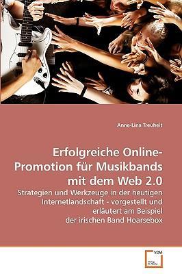 Erfolgreiche Online-Promotion für Musikbands mit dem Web 2.0