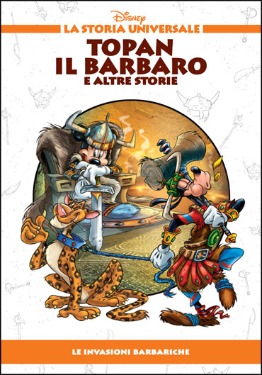 Topan il barbaro. Le invasioni barbariche