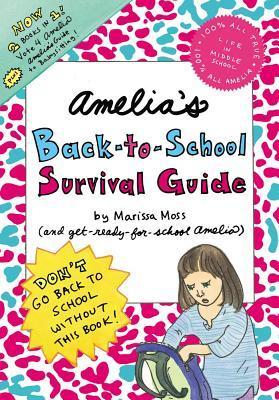 Amelia's Back-to-School Survival Guide