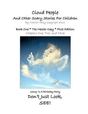 Cloud People and Other Scary Stories for Children