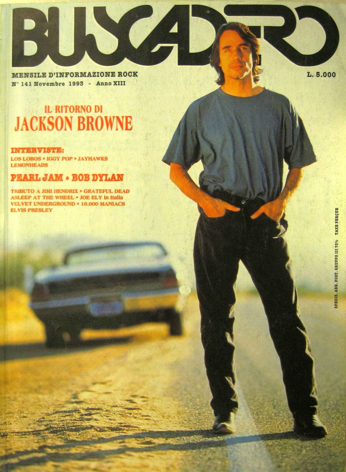 Buscadero n. 141 (novembre 1993)