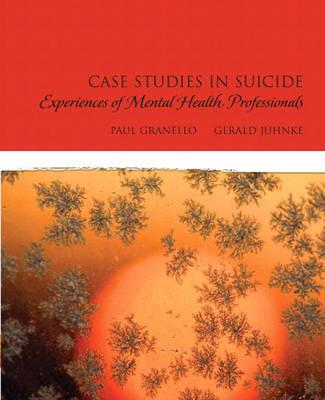 Case Studies in Suicide